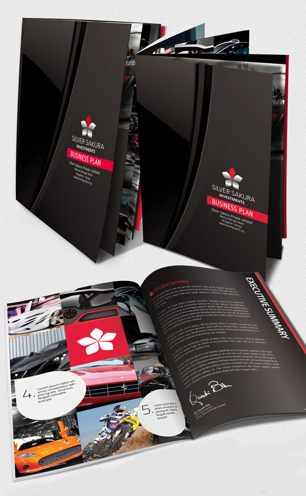 25 Brochure Designs Creative & Inspiring