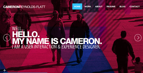 GraphicDesignJunction: 25 Fresh Inspiring Typography In Web Design