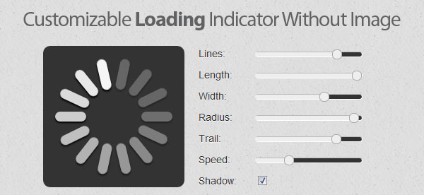 css-loading-indicator-without-image