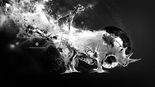 Desktopography 2011 Amazing Desktop Wallpapers