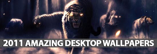 Post Thumbnail of Desktopography 2011- Amazing Desktop Wallpapers