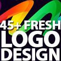 Post Thumbnail of 45+ Fresh Logo Design