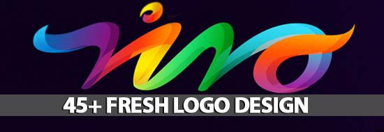 45+ Fresh Logo Design