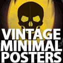 Post thumbnail of Vintage Minimalist Posters