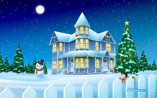 50+ Beautiful Christmas Wallpapers