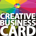 Post thumbnail of 60 Highly-Creative Business Card Designs