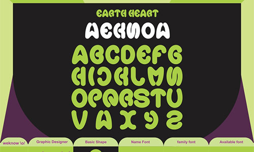 Free Fonts: 25 Latest Fonts To Make Better Design