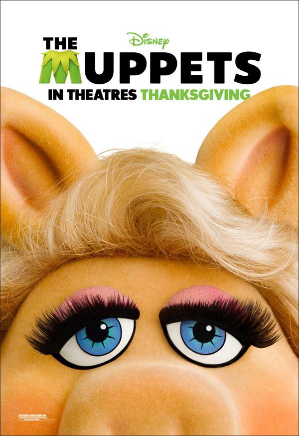 Hi-Res 2012 Movie Posters