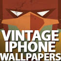 Post Thumbnail of 50 Vintage iPhone Wallpapers