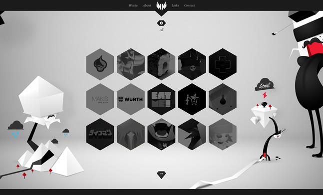 60+ Fresh CSS Websites for Inspiration
