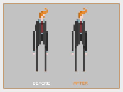 Pixel art for design inspiration