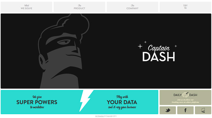 50 Best Award Winning CSS Design Websites