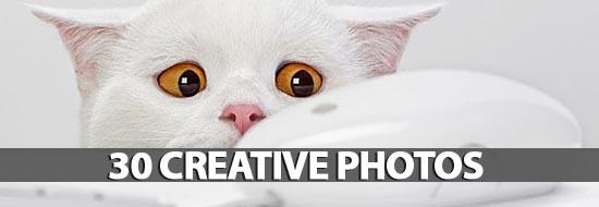 Photos: 30+ Creative Photo & Artwork