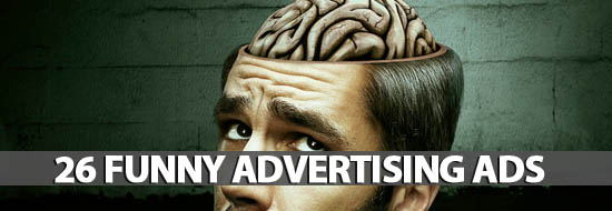 26 Funny Advertising Ads