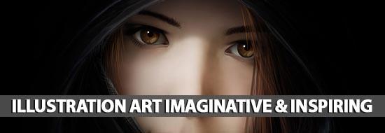Illustration Art Imaginative & Inspiring