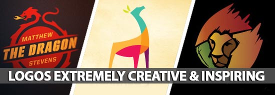 Logos Extremely Creative and Inspiring