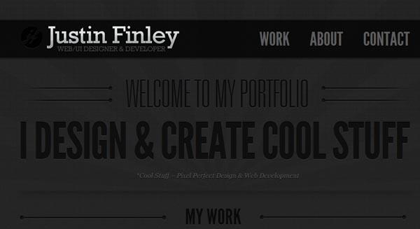 Single Page Website