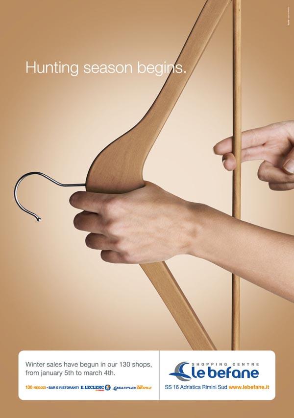 Hilarious Print Ads