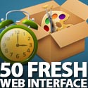 Post thumbnail of 50 Fresh Web Interfaces Design From DeviantART