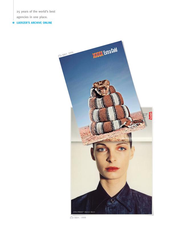 Dazzling Advertising Print Ads