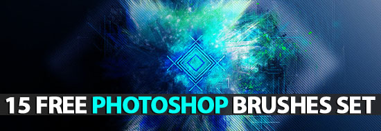 Post image of Free Photoshop Brushes For Designers