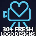 Post thumbnail of 30+ Fresh Logo Designs for Logo Design Inspiration
