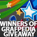Post thumbnail of Winners of Grafpedia Giveaway – 3 VIP Accounts