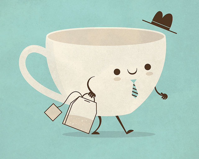 45 Cute Illustration By Skinny Andy