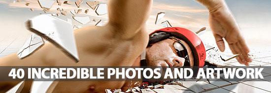 40 Incredible Photos and Artwork