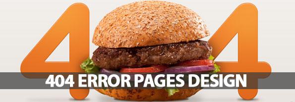 404 Error Pages – 26 Awe-inspiring Designs