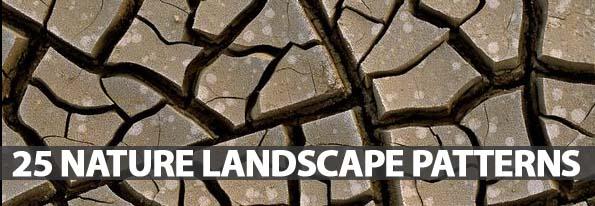 25 Nature Landscape Patterns