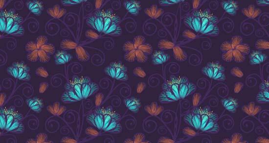 50 Dazzling Background Patterns For Your Websites