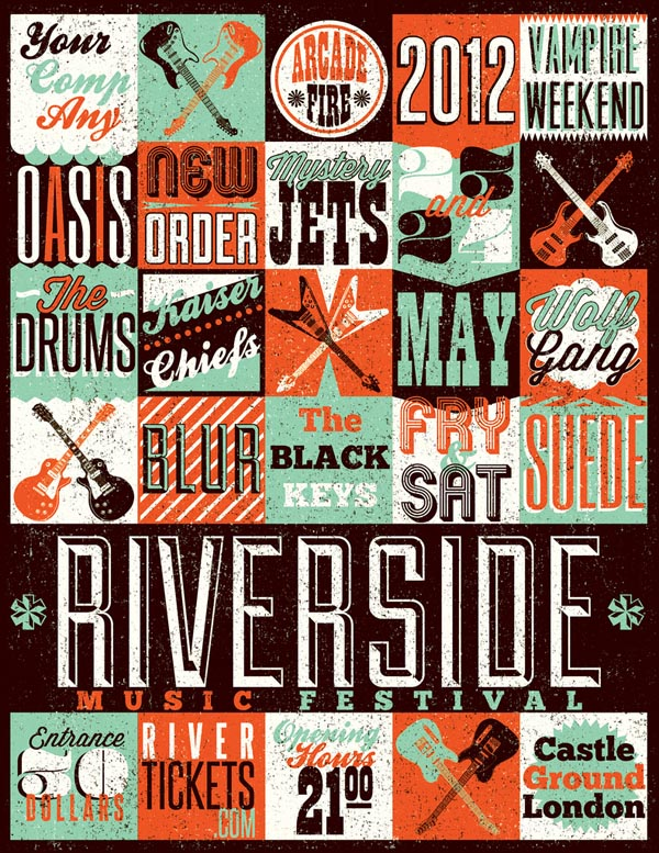 26 Examples Of Inspiring Poster Designs