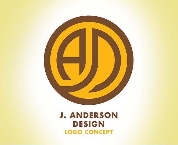 J. Anderson Design - Logo Concept