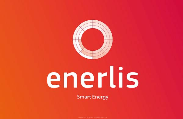 Smart enegry logo design