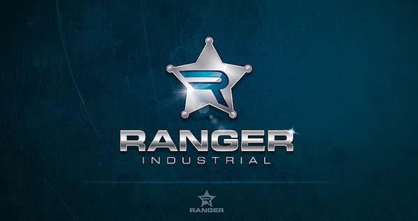 Ranger Industrial Logo Design