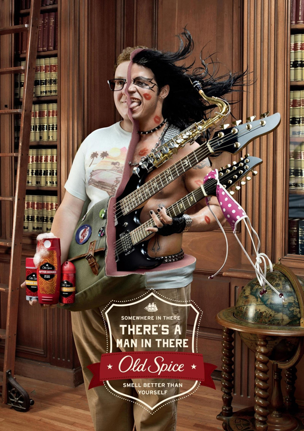 50 World's Best Products Print Ads