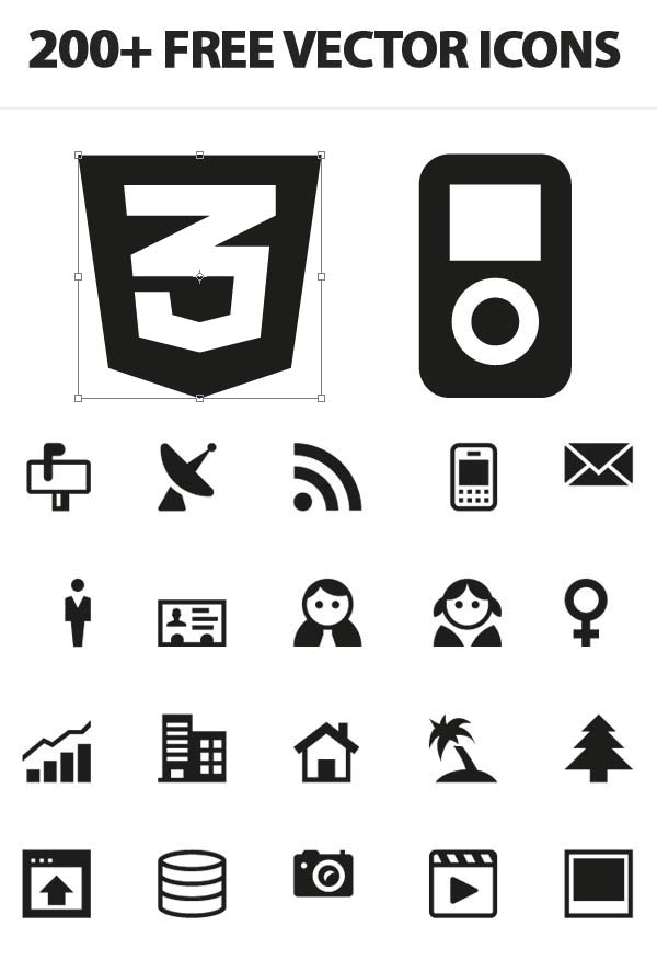 200-free-vector-icons