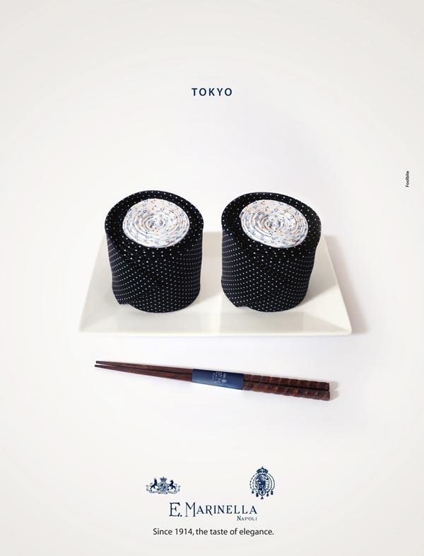 50 Fresh Examples Of Advertising Posters 11