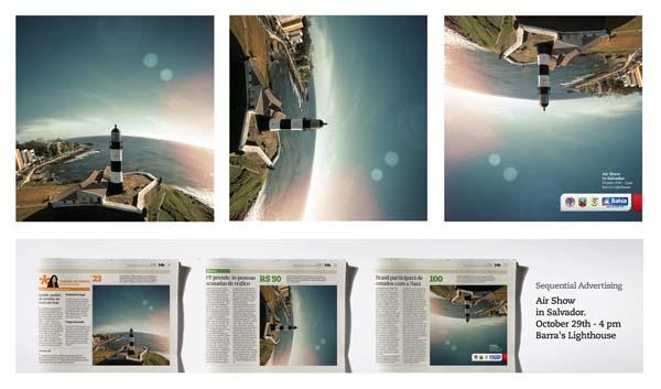 Most popular award winning print advertisements 13