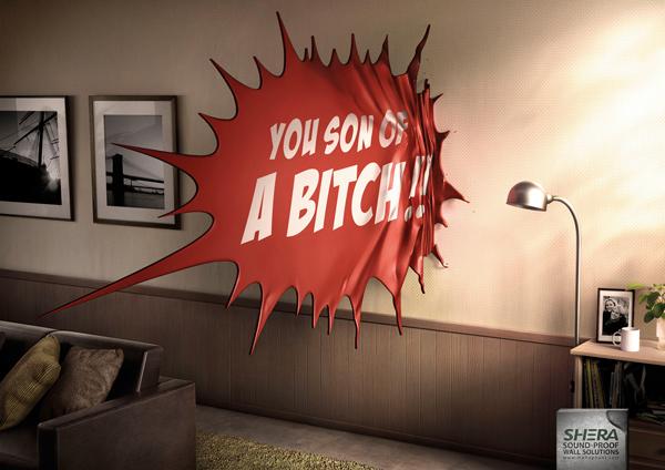 Most popular award winning print advertisements 24