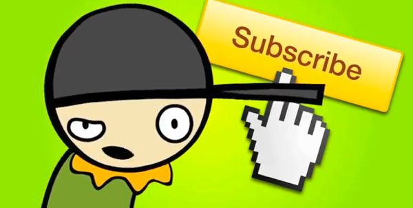 Do not subscribe the visitors for newsletters without their consent