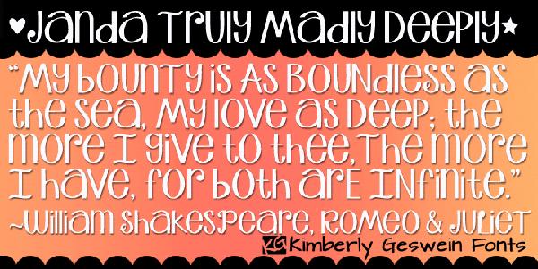 Excellent free fonts for desigenrs 5
