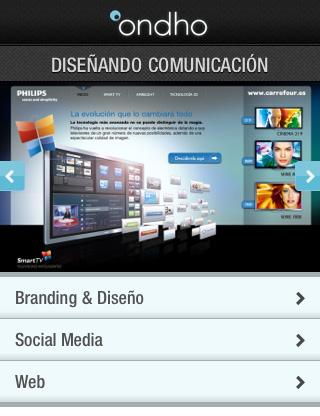 Mobile Web Design 17