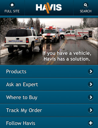 Mobile Web Design 20