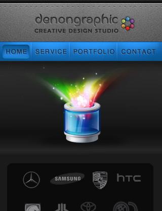 Mobile Web Design 45