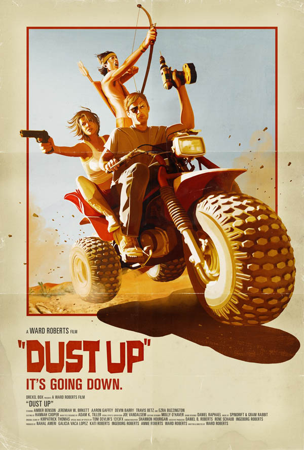Movie Posters: 50 Fresh Poster Designs 17