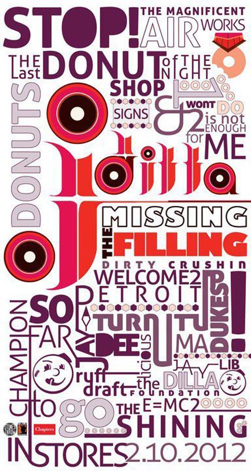 Remarkable Big Typography Design 34