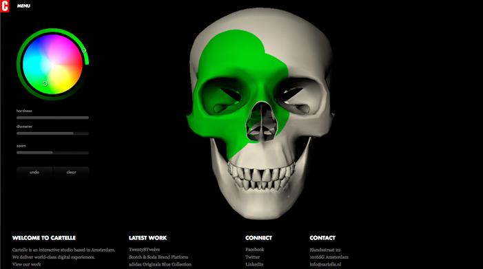 36 Inspiring Examples Of Web Designs 2012 - 2