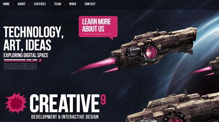 36 Inspiring Examples Of Web Designs 2012 - 25